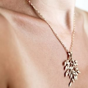 Uara Necklace, Gold Plated Silver, Nicky Blystad