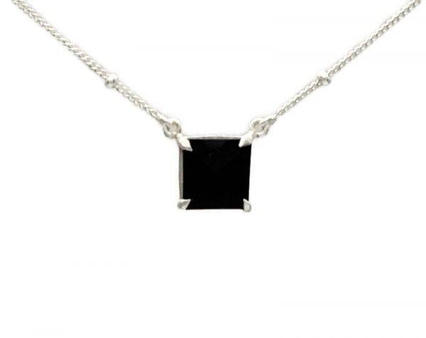 Themis Necklace, Black Onyx, Nicky Blystad Jewellery